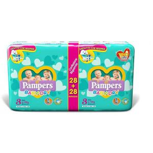 Pannolini Baby Dry - Pacco Doppio