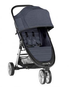 Baby Jogger - Passeggino City Mini2 - 3 ruote - Carbon