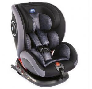 SEGGIOLINO AUTO SEAT 4 FIX GRAPHITE