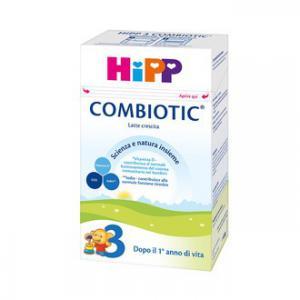 LATTE CRESCITA HIPP 3 COMBIOTIC - GR 500