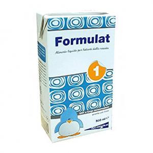 LATTE FORMULAT 1 ML 500