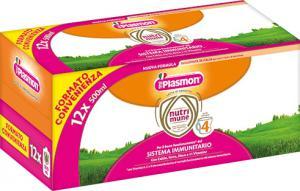 LATTE NUTRIMUNE 4 - 12X500ml