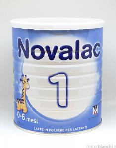 Latte Novalac 1 800gr