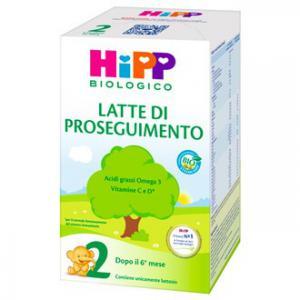 Latte di proseguimento HiPP 2 BIO 600gr