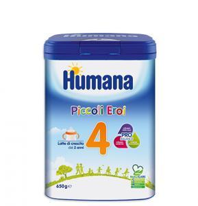 Latte Humana 4 650gr
