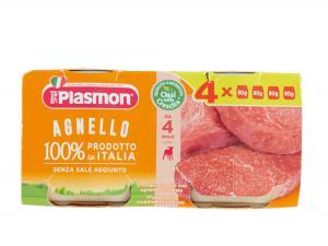 Omogeneizzato alla Carne 4x80gr