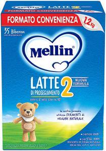 LATTE PROSEGUIMENTO MELLIN 2 - GR 1200