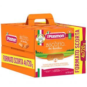 Biscotto Plasmon 4x720gr