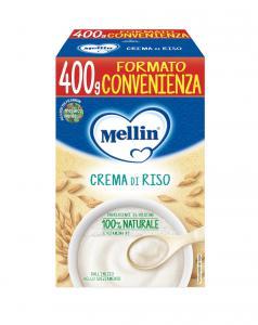 CREMA DI RISO 400GR