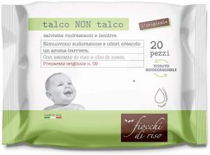 SALVIETTINE TALCO NON TALCO