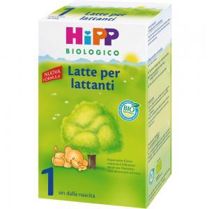 LATTE HIPP 1 600GR