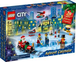 Calendario dell`Avvento LEGO City