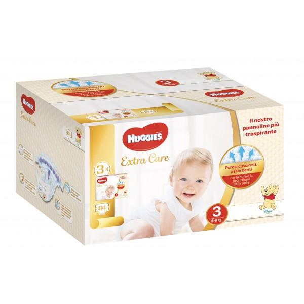 Pannolini Extra Care TrioPack - FIS2561002 - Img 1
