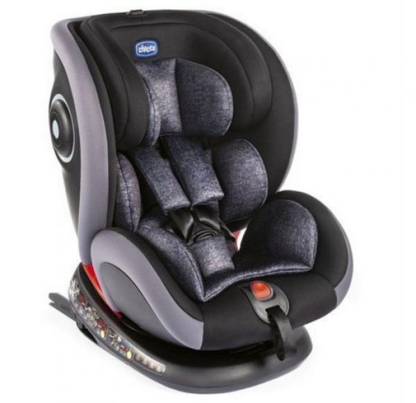 SEGGIOLINO AUTO SEAT 4 FIX GRAPHITE - 18CC20AUSE4FI21 - Img 1