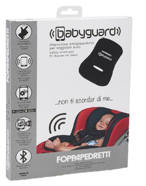 BABYGUARD DISPOSITIVO ANTIABBANDONO - FO19ACBABYGUARD - Img 1