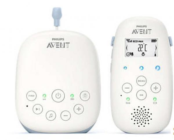 BABY MONITOR DECT - 1AVESCD715/00 - Img 1