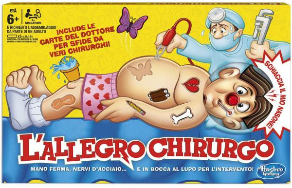 L`ALLEGRO CHIRURGO - HASB2176103 - Img 1
