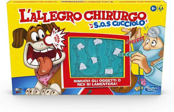 L`ALLEGRO CHIRURGO S.O.S. CUCCIOLO - HASE9694103 - Img 1