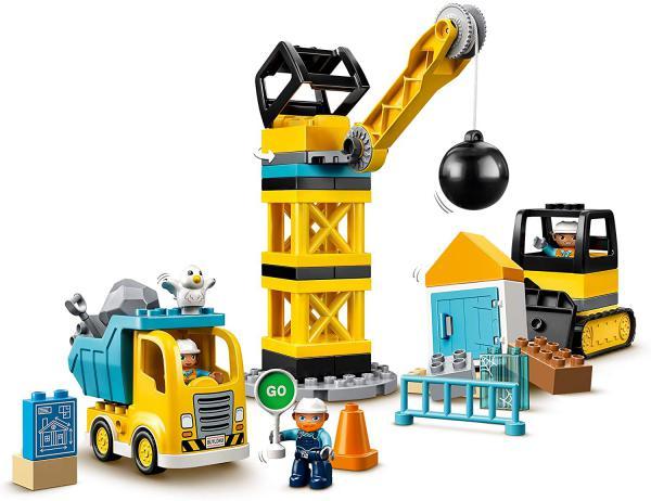 Cantiere di demolizione - LEGO10932 - Img 1
