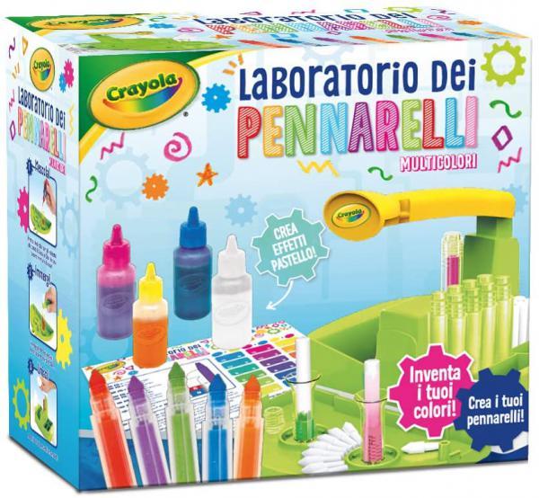 Laboratorio dei Pennarelli Multicolor - CR25-5960 - Img 3