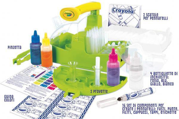 Laboratorio dei Pennarelli Multicolor - CR25-5960 - Img 1