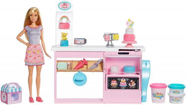 Barbie Pasticceria - MATGFP59 - Img 1