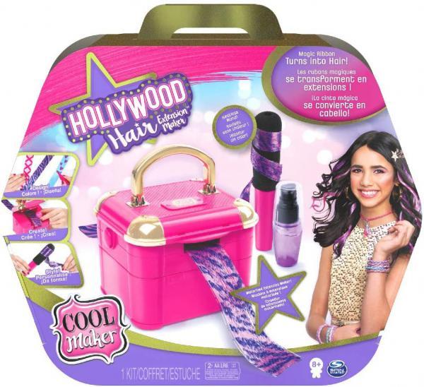 COOL MAKER Hollywood Hair  Macchina Crea Extension - SPM6056639 - Img 1