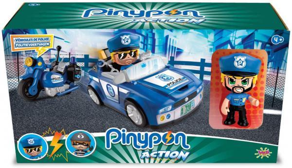 PINYPON ACTION VEICOLI POLIZIA + PERS - GPZPNC02000 - Img 3