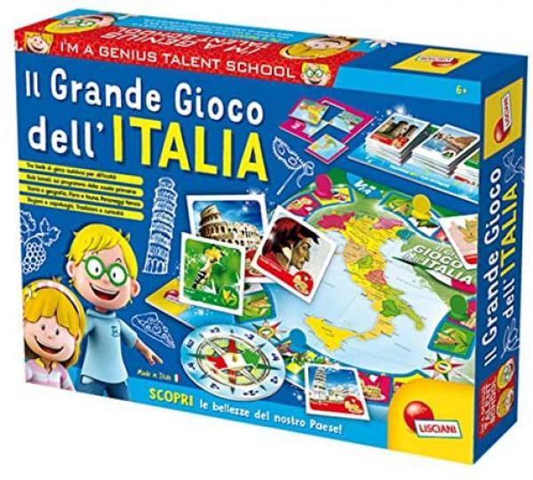 IL GRANDE GIOCO DELL`ITALIA - LIS56453 - Img 2
