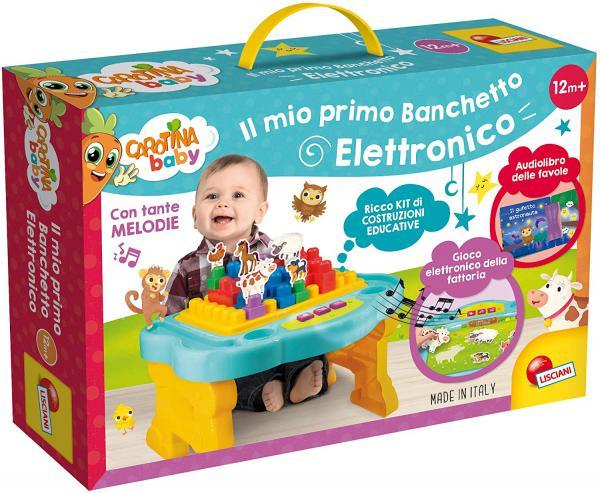 CAROTINA BABY - BANCHETTO ELETTRONICO  - LIS76628 - Img 1