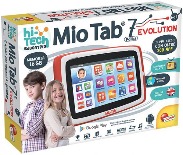 MIO TAB 7