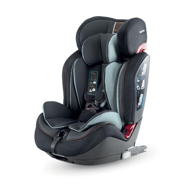 SEGGIOLINO AUTO GEMINO I-FIX BLACK - 18IGAUGEBLK - Img 1