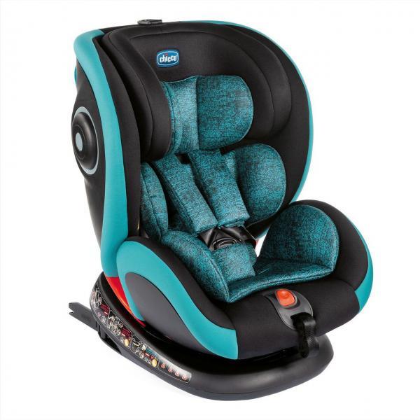 AUTOSEGGIOLINO SEAT 4 FIX OCTANE - 18CC20AUSE4FI05 - Img 1