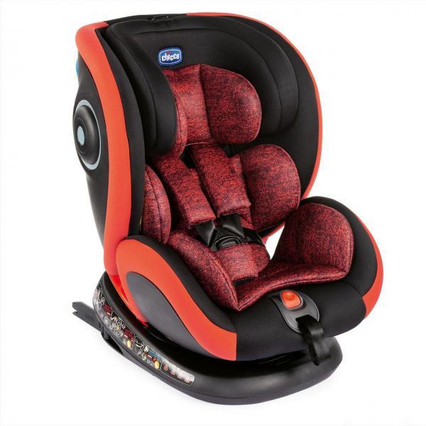 AUTOSEGGIOLINO  SEAT 4 FIX POPPY RED - 18CC20AUSE4FI85 - Img 1