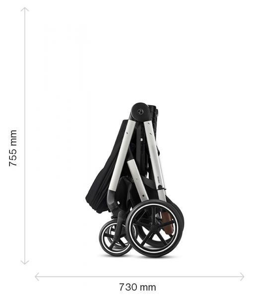 PASSEGGINO BALIOS S LUX BLACK - 20CYPABA520001185 - Img 7