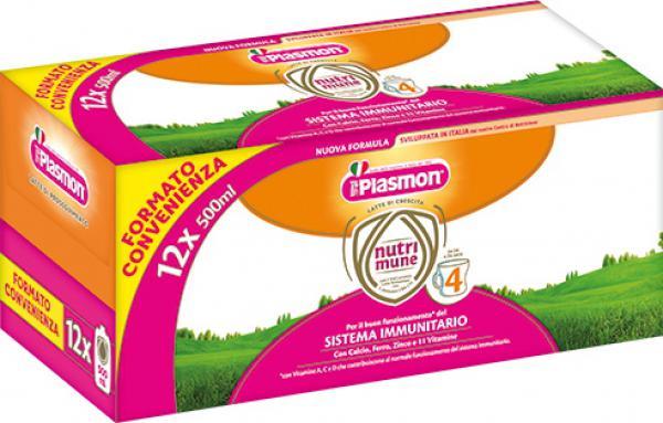 LATTE NUTRIMUNE 4 - 12X500ml - PL70310800 - Img 1