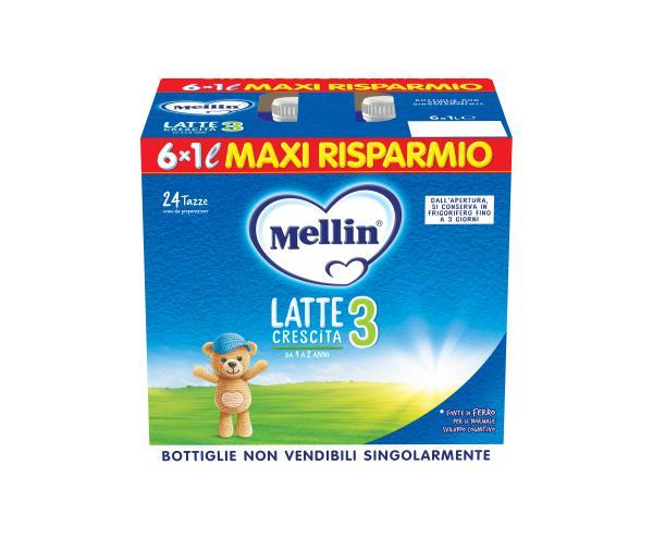 MELLIN CRESCITA 3 - 6x1 LT - MEL571849 - Img 1
