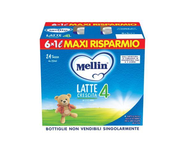 MELLIN CRESCITA 4 - 6x1 LT - MEL572014 - Img 1