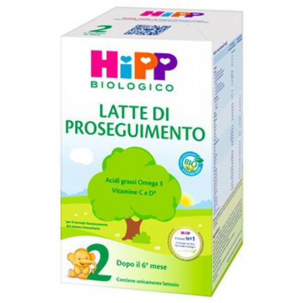 Latte di proseguimento HiPP 2 BIO 600gr - HIP01 - Img 1
