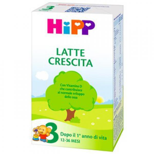 Latte crescita HiPP 3 500gr - HIP0880 - Img 1