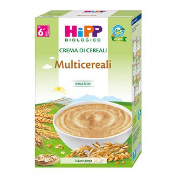 Crema multicereali 200gr - HIP9224 - Img 1