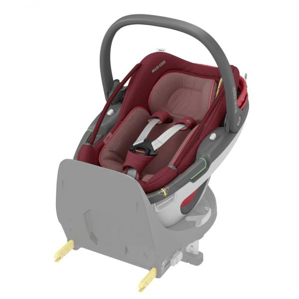AUTOSEGGIOLINO CORAL 360 ESSENTIAL RED - 15BC9AUCO360701 - Img 4