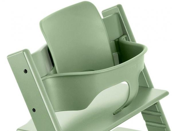 TRIPP TRAPP - BABY SET - MOSS GREEN - 8STBASET159322 - Img 1
