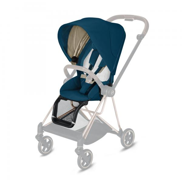 CYBEX PLATINUM - SEAT PACK PER MIOS - MOUNTAIN BLUE - TURQUOISE - 20CYMISE520000831 - Img 1
