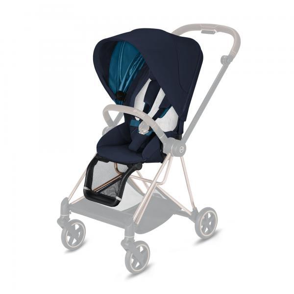 CYBEX PLATINUM - SEAT PACK PER MIOS - NAUTICAL BLUE - NAVY BLUE - 20CYMISE520000829 - Img 1