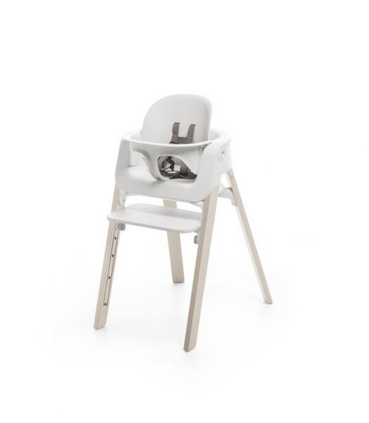BABY SET PER STEPS - BIANCO - 8STAC349801 - Img 2