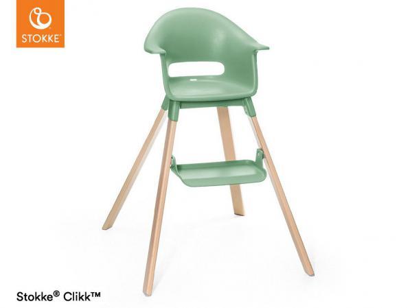 SEGGIOLONE CLIKK - CLOVER GREEN - 8STSECL552002 - Img 1