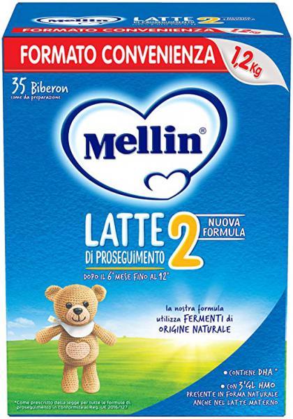 LATTE PROSEGUIMENTO MELLIN 2 - GR 1200 - MEL231911 - Img 1