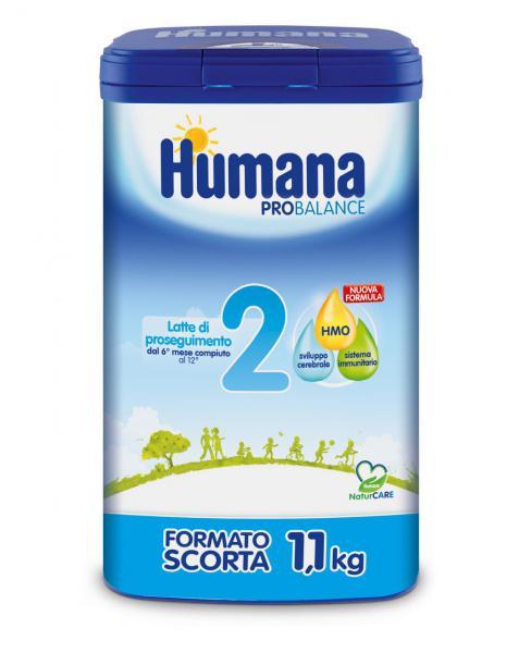 LATTE IN POLVERE HUMANA 2 GR1100 - HU72012 - Img 1