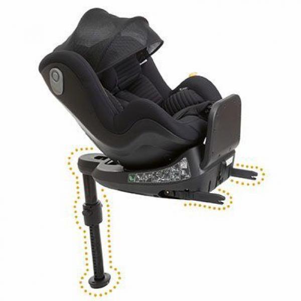 AUTOSEGGIOLINO SEAT2FIT ISIZE AIR BLACK - 18CC21AUSEAIBL - Img 3